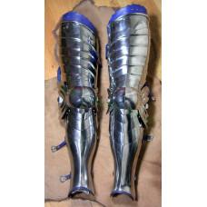 15th Century English Leg Harness