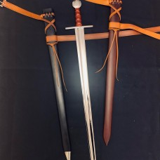 Buffy Historical Leather Work - Handcrafted Leatherwork for Re-Enactors